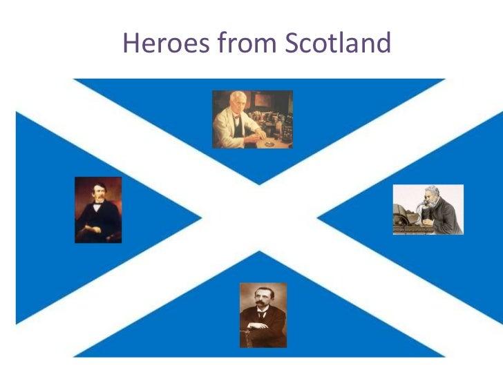 Heroes from scotland Sofía Rodríguez