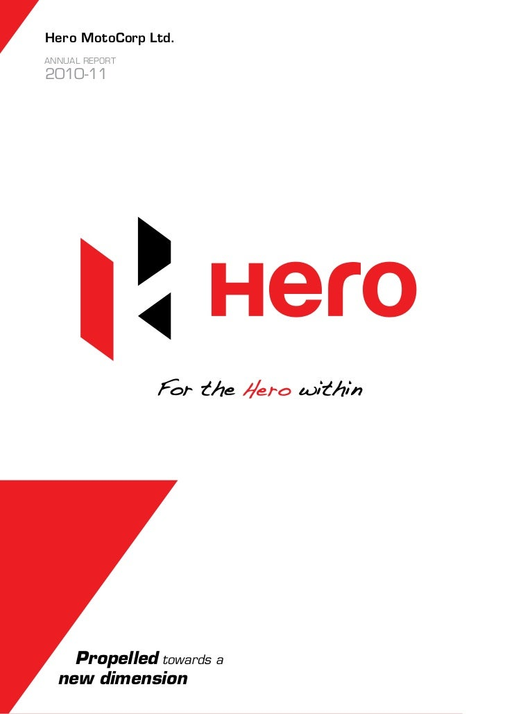 hero motocorp A hero motocorp motorcycle is seen speeding around an empty racetrack as the world's number-one two-wheeler company for 16 years with over 75 million customers, hero.