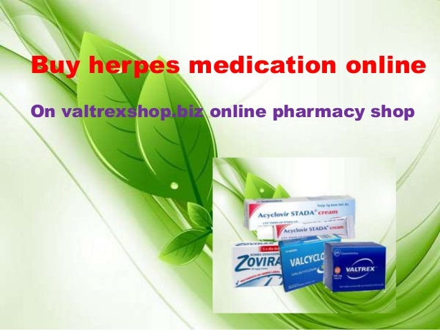 Herpes medication online