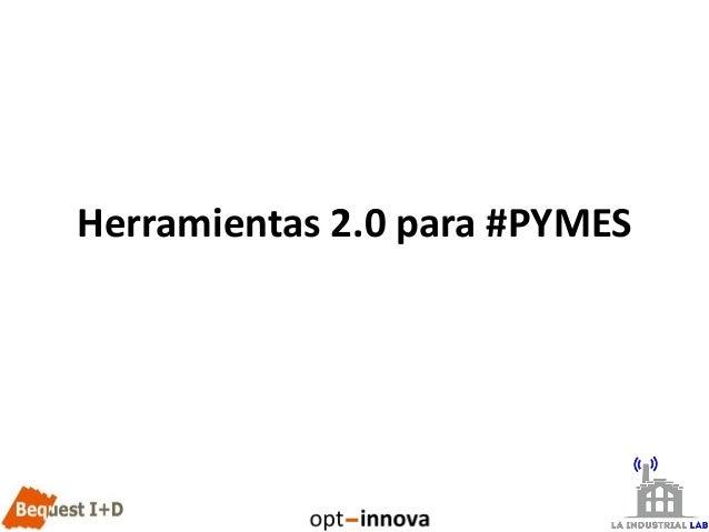 Herramientas 2.0 para #PYMES