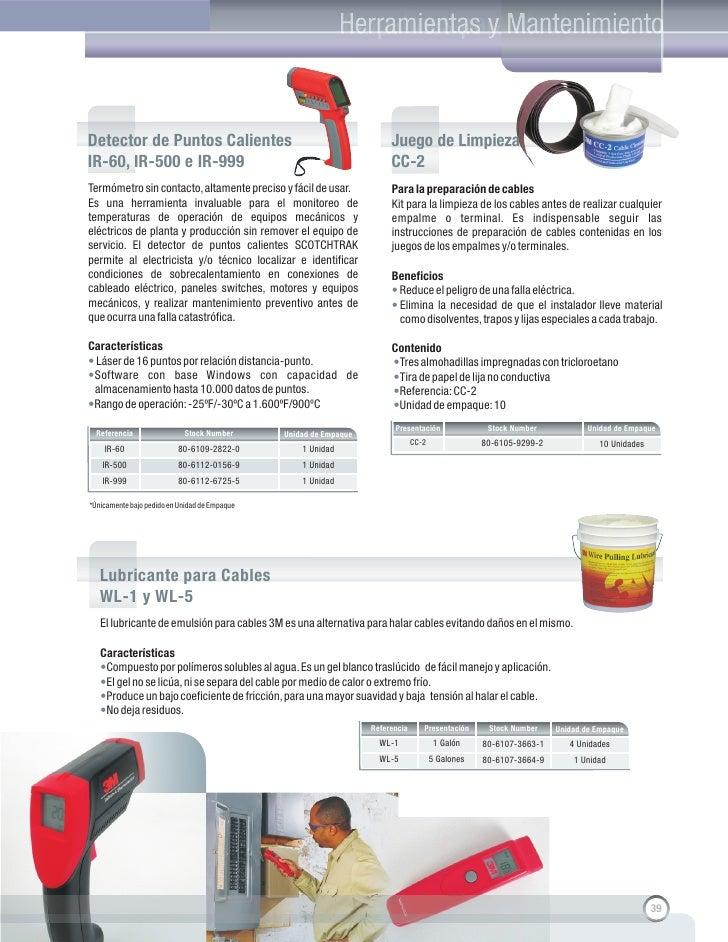 Detector de Puntos Calientes                                            Juego de LimpiezaIR-60, IR-500 e IR-999           ...