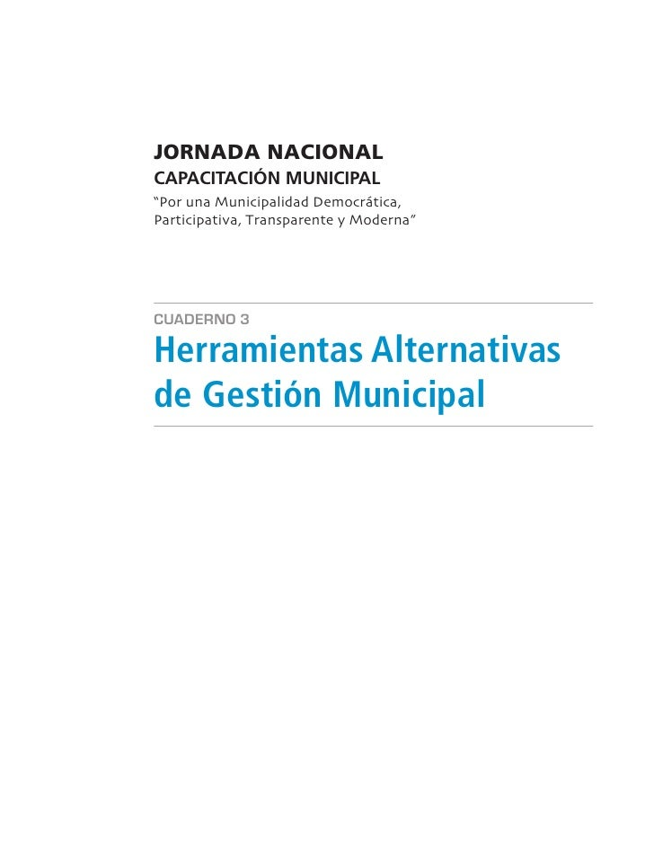 """JORNADA NACIONAL CAPACITACIÓN MUNICIPAL """"Por una Municipalidad Democrática Participativa Transparente y Moderna""""     CUADE..."""