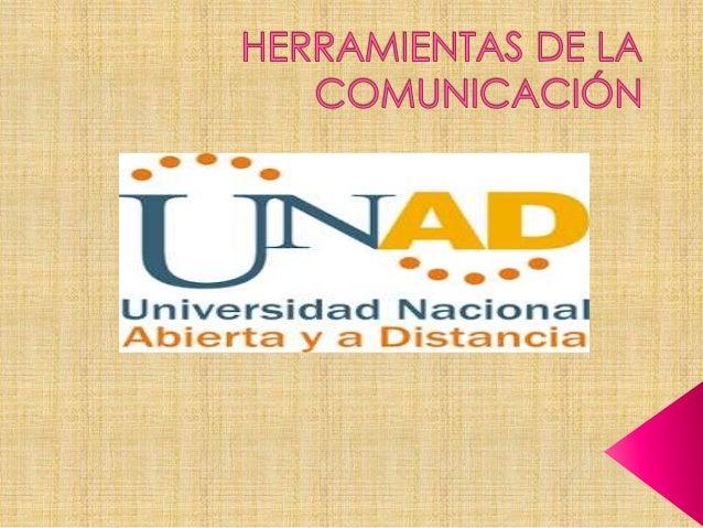 HERRAMIENTAS DE LA COMUNICACIÓN  Liw, '.;3el Alb>fi@trít@ y a  (W tlgifiiaïfn (Distancia