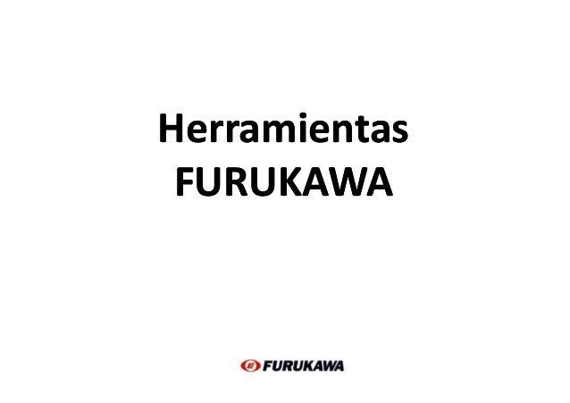 Herramientas FURUKAWA