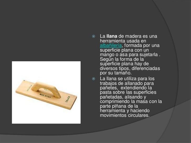 Herramientas para la construccion for Que es la veta de la madera
