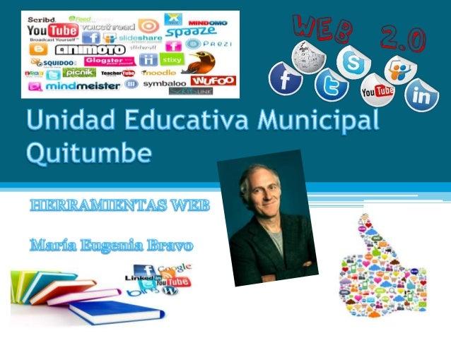 El término Web 2.0 comprende aquellos sitios web que facilitan el compartir información, la interoperabilidad, el diseño c...