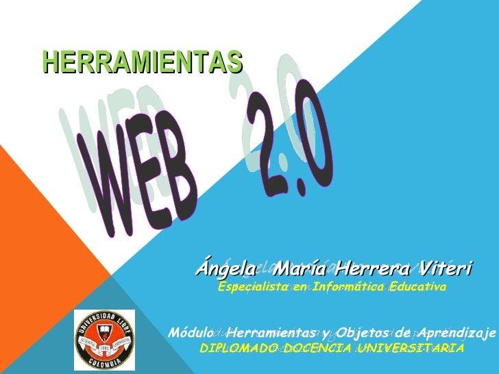 Herramientas web 2.0 2010