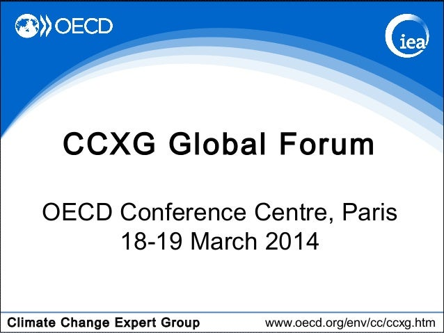 Hertzberg welcome ccxg global forum march2014