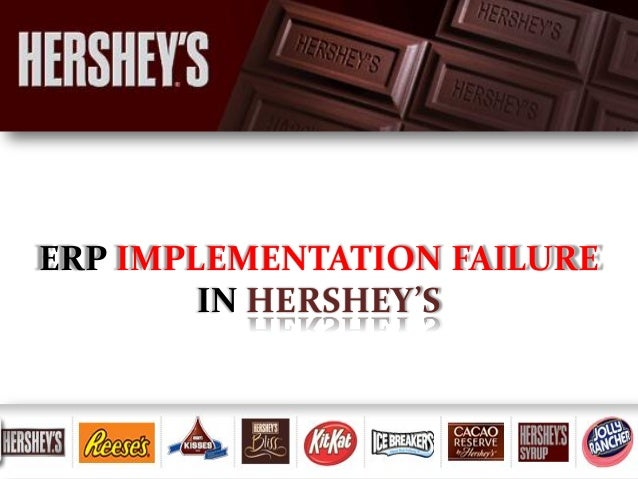 hp erp failure case 1 a case study on hershey's erp implementation failure: the importance of testing and scheduling imagine waking up one day to find out that your company's supply chain has ground to a halt, making it.