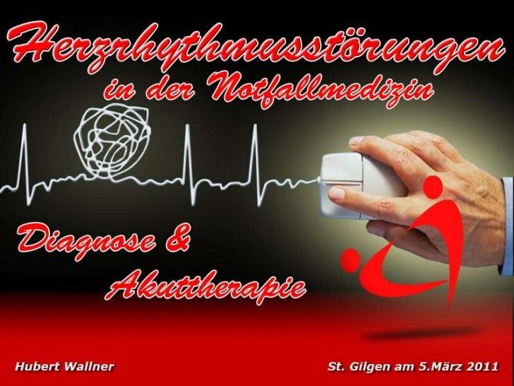 Herzrhythmusstörungen st. gilgen