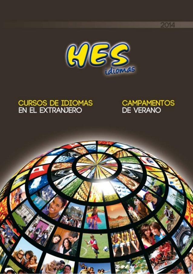 Catálogo Hes Idiomas 2014