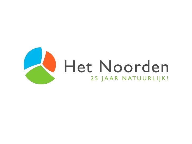 Opdracht SNN - Noord-Nederland als merk