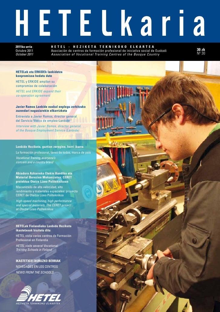 Revista FP - HETELkaria 2011 - LH aldizkaria