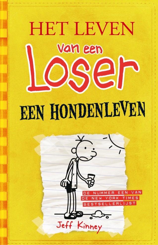Van Het Leven Van Een Loser Een Loser 4.indd 3bw_leven