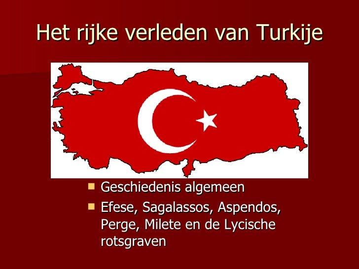 Het Rijke Verleden Van Turkije Ppt[1]