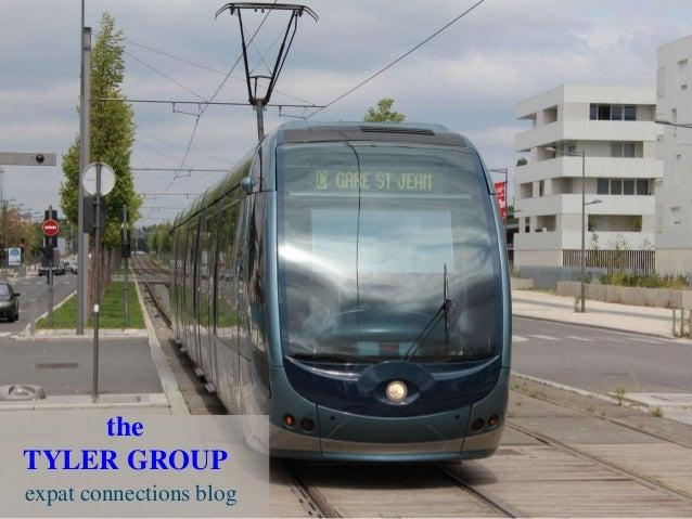 Het vervoer van de tram in barcelona stad