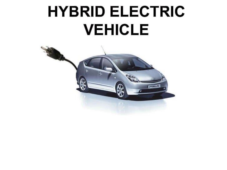 hybrid electric vehicle thesis