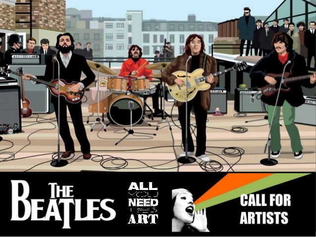 Hey Jude - A Beatle's Inspired Art Show