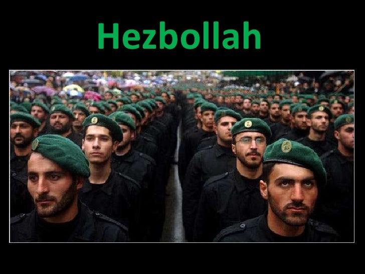 Hezbollah<br />