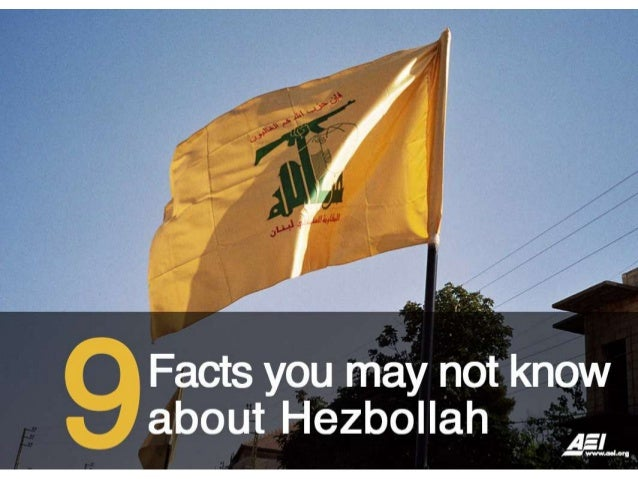 9 facts you may not know about Hezbollah