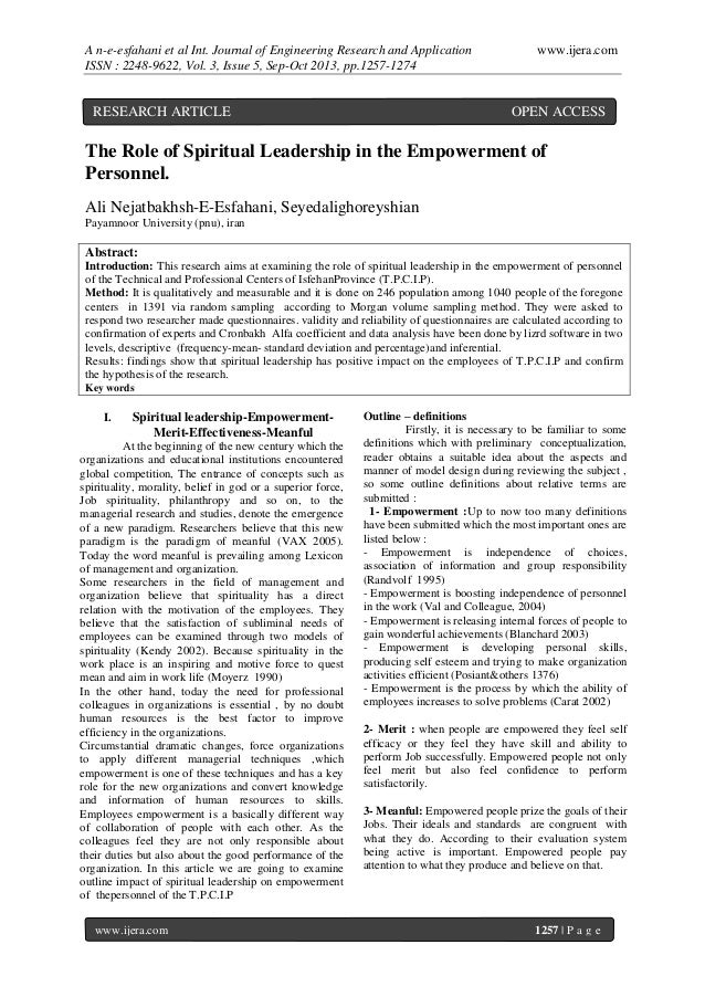 A n-e-esfahani et al Int. Journal of Engineering Research and Application ISSN : 2248-9622, Vol. 3, Issue 5, Sep-Oct 2013,...