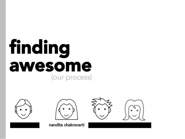 Meaning of Awesome: Supporting Documentation