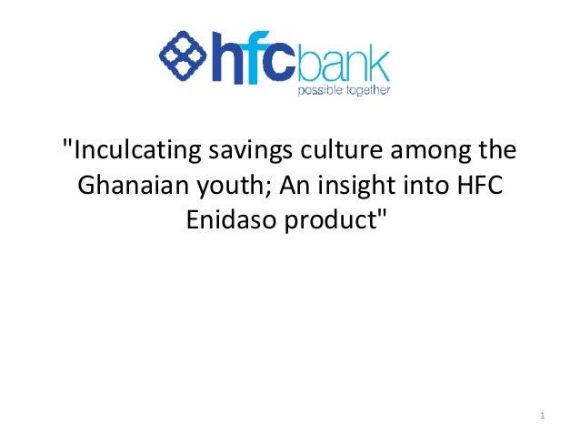 Hfc bank presentation at AASW6