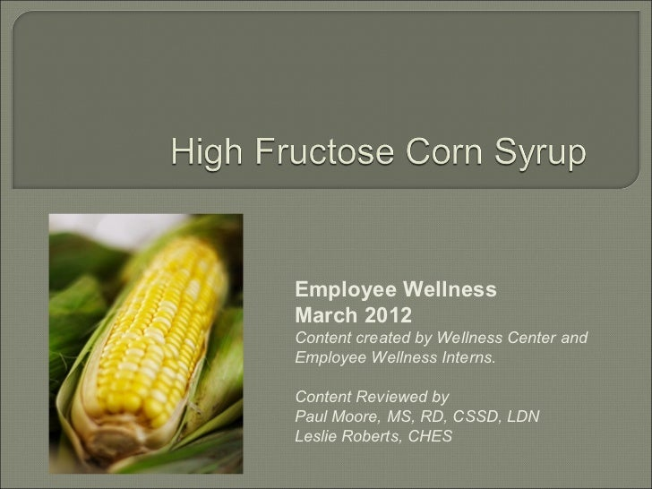 Employee Wellness March 2012 Content created by Wellness Center and Employee Wellness Interns.  Content Reviewed by  Paul ...