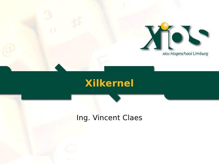 Xilkernel