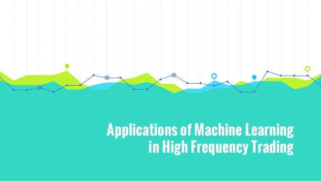 application machine learning