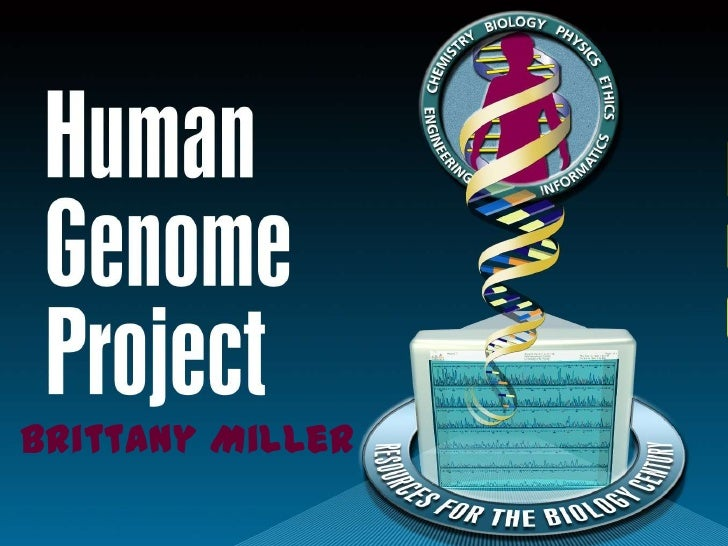 the human genome project hgp essay Pm 595 project risk management course project the human genome project submitted by rodney a lee instructor - keith bluestein august 15, 2011 table of.