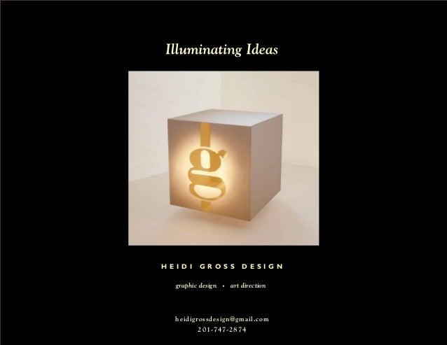 HG Design Slideshare 2012