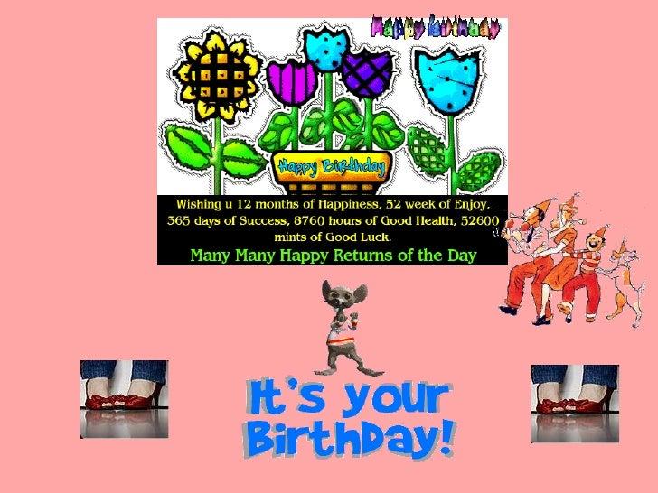 Happy Birthaday Vanessa