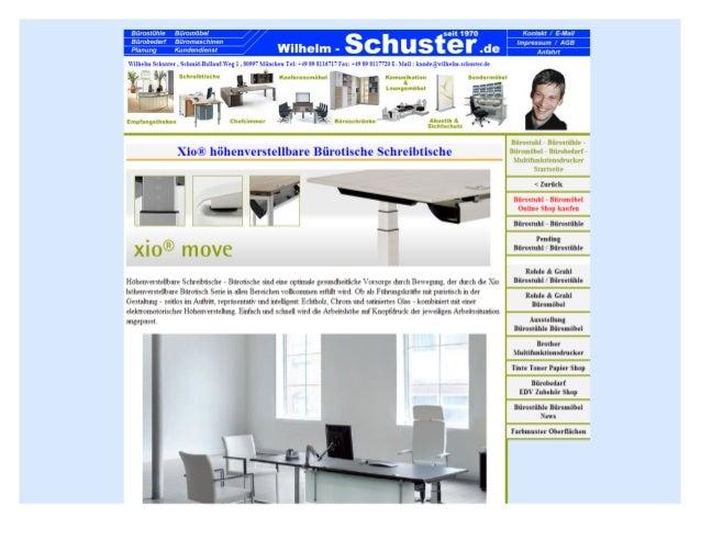 höhenverstellbare Bürotische | büro stuhl