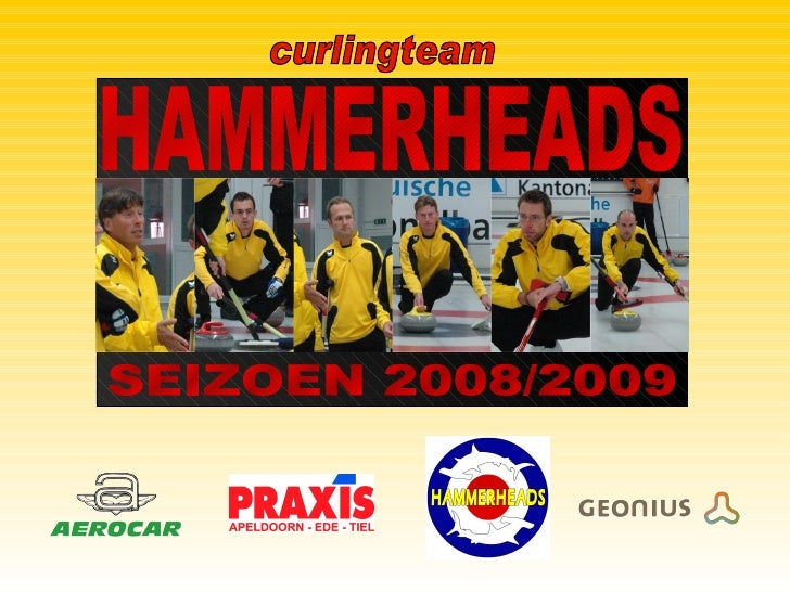 Hammerheads Seizoen 2008-2009