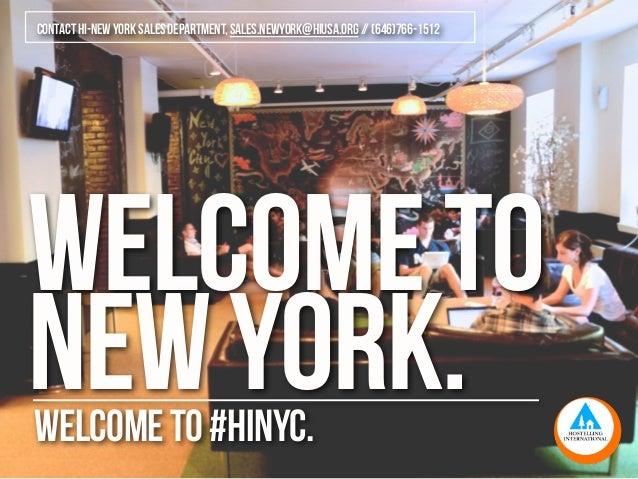 HI-New York Deck