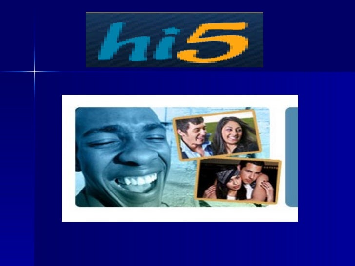 HISTORIA     hi5 es una red social basada en un sitio web     lanzada en 2003 y fundada por Ramun     Yalamanchis, actual...