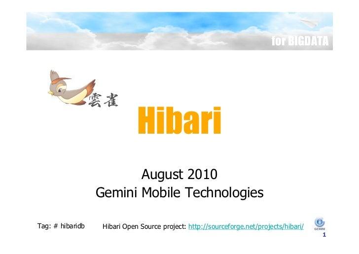 Hibari at TEW5 (japanese)