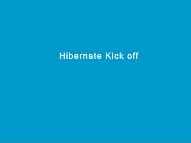 Hibernate for Beginners