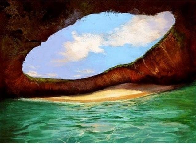 Hidden Beach Marieta Islands A Real Exciting Wonder
