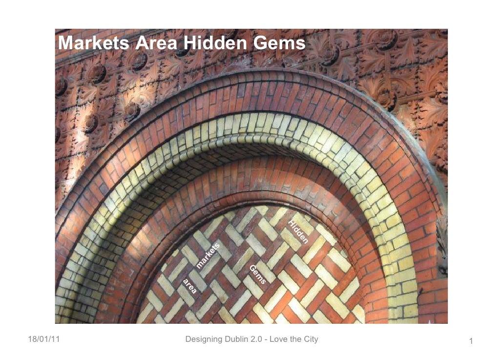 Markets Area Hidden Gems                                              Hi                                                 d...