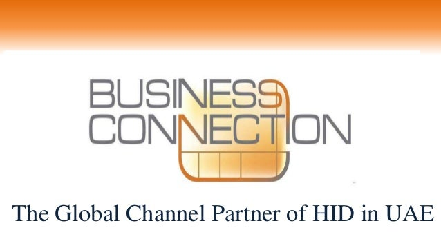 The Global Channel Partner of HID in UAE