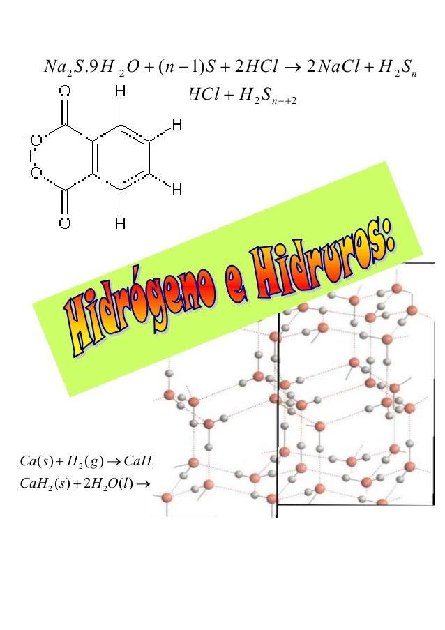 1 2 2 2 2 2 2 ( ) ( ) ( ) ( ) 2 ( ) ( ) ( ) ( ) Ca s H g CaH s CaH s H O l Ca OH s H g + → + → + 2 2 2 2 2 2 2 .9 ( 1) 2 2...