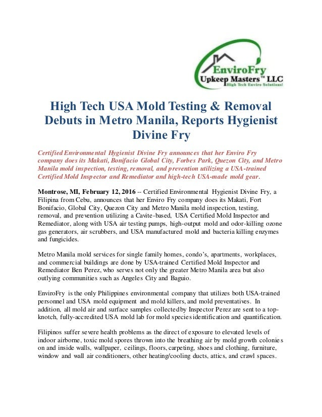 high tech mold inspection for alabama Mold testing and moisture inspections in the birmingham and alabama area  if  indoor mold is extensive, those in your home can be exposed to very high and.