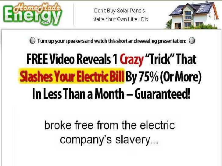 High efficiency solar panels