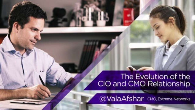 The new CIO-CMO relationship in Higher Education