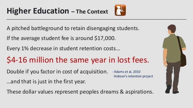 Isn't it time we revolutionize higher education?