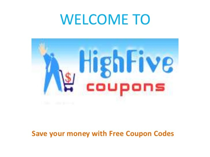 WELCOME TOSave your money with Free Coupon Codes