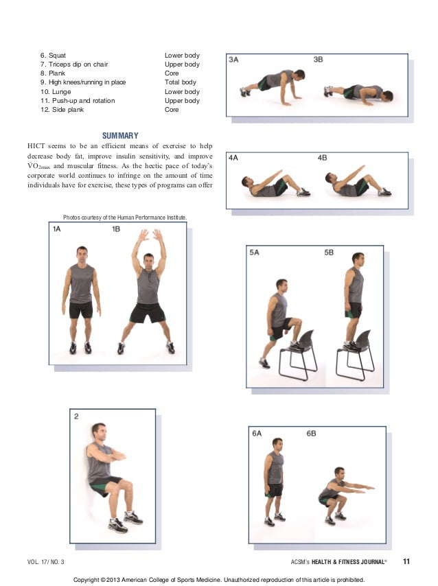 Lower Body and Core Strength Workout