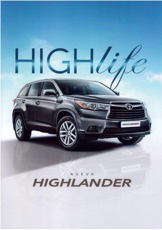 Highlander 4 x2